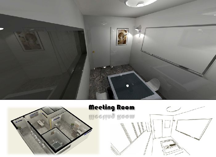 Office Room Remodeling